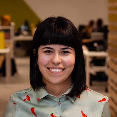 Headshot of Liliana Cunha