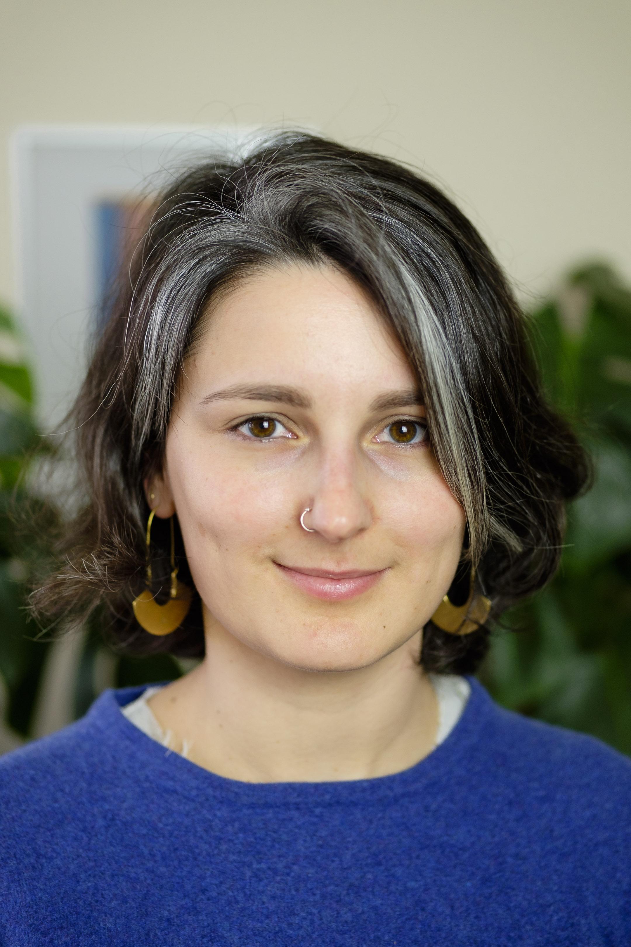 Elettra Pellanda headshot